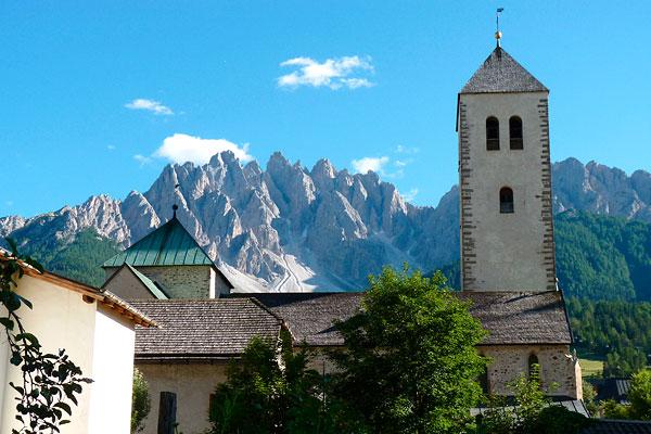 Innichner Stiftskirche